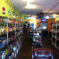 Photo taken at Salud Beer Shop by Chris T. on 8/4/2012