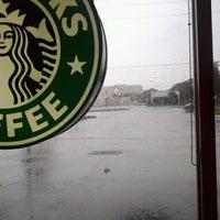 Photo taken at Starbucks by Jesi V. on 10/9/2011