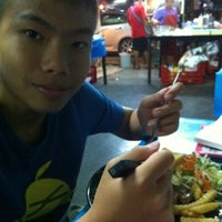 Photo taken at Extra Steak2 by Nok A. on 1/2/2012