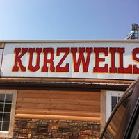 Photo taken at Kurzwells Country Meats by Natalie N. on 6/25/2012