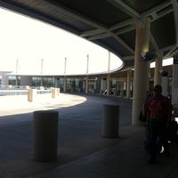 Photo taken at Rentals Shuttle Bus Stop by Atley J. on 7/2/2011