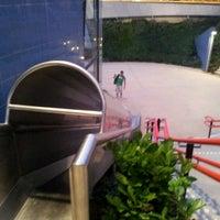 Photo taken at Station Utrecht Overvecht by Youri v. on 8/16/2011