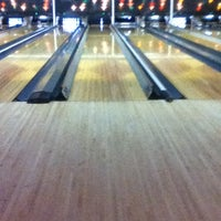 Photo taken at Palace Bowling & Entertainment Center by Sami W. on 6/20/2012