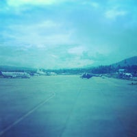 Photo taken at Sentani International Airport (DJJ) by Aji I. on 8/29/2012