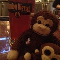 Photo taken at Gordon Biersch Brewery Restaurant by Kevin D. on 2/19/2012