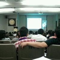 Photo taken at Facultad de Medicina (UANL) by Cri A. on 8/13/2012