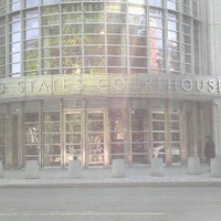 Photo taken at Theodore Roosevelt Federal Courthouse (U.S. District Court) by Richard S. on 6/27/2012
