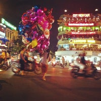 Photo taken at Thủy Tạ by Punnie 토. on 6/1/2012