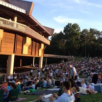 Photo taken at Wolf Trap National Park for the Performing Arts (Filene Center) by Daniel I. on 6/15/2012