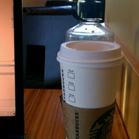 Photo taken at Starbucks by JT T. on 9/16/2011
