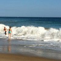 Photo taken at East Matunuck State Beach by arbkv on 7/9/2011