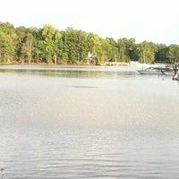 Photo taken at Lake Murray Dockside by Tonya H. on 7/24/2011