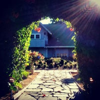 Photo taken at Oleander House and Garden by Maria C. on 9/1/2012