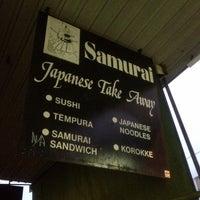 Photo taken at Samurai by Lianne L. on 10/21/2011
