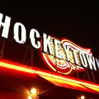 Photo taken at Hockeytown Cafe by Michael S. on 8/23/2012