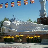 Photo taken at Thien Vien Chan Nguyen Buddhist Temple by Wendy B. on 9/20/2011