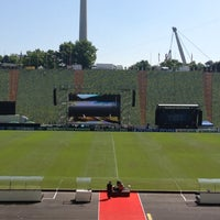 Photo taken at UEFA Champions Festival 2012 by Dejah M. on 5/19/2012