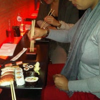 Photo taken at Sushi Me by Ter A. on 10/14/2011