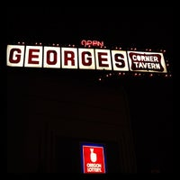 Photo taken at George's by Whit S. on 4/10/2012