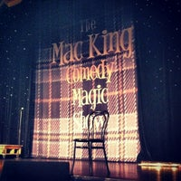 Photo taken at The Mac King Comedy Magic Show by Monty C. on 8/11/2012