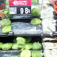 Photo taken at ベイシアスーパーマーケット 流山駒木店 by Naoki S. on 10/22/2011
