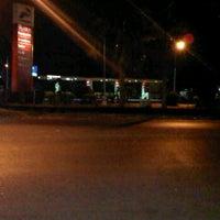 Photo taken at ATM Mandiri SPBU Juanda by Bangtoyib B. on 10/26/2011