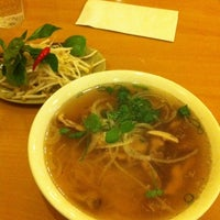 Photo taken at Pho Saigon VIP by Corey S. on 1/25/2012