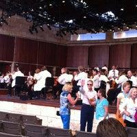 Photo taken at Sun Valley Pavilion by Barbara M. on 8/2/2012