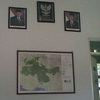 Photo taken at Kantor SPTNW II BOGOR by Yosi I. on 11/16/2011
