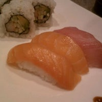 Photo taken at Sushi Garden Restaurant by chris m. on 8/8/2011