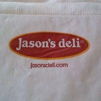 Photo taken at Jason's Deli by Kymberly B. on 2/25/2012