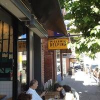 Photo taken at Pizzeria Delfina by Naro C. on 6/11/2012