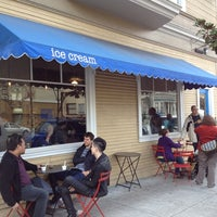 Photo taken at Humphry Slocombe by Albert H. on 3/25/2012