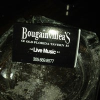 Photo taken at Bougainvillea's Old Florida Tavern by Say G. on 11/5/2011