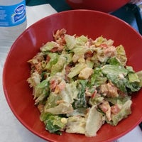 Photo taken at Salad Creations by PRntheCity on 8/29/2012