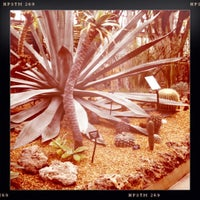 Photo taken at Garfield Park Conservatory by Brendan S. on 4/16/2011