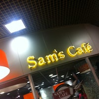 Photo taken at Sam's Café by Joeri D. on 5/17/2011