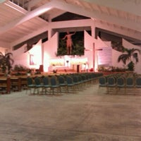 Photo taken at Parroquia de Cristo Resucitado by Sandro S. on 10/22/2011