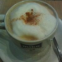 Photo taken at Miko coffee @ sarinah by Juli C. on 10/22/2011