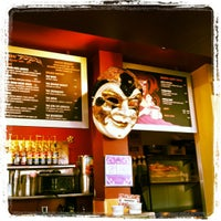 Photo taken at Caffe Italia by Linsey F. on 11/6/2011