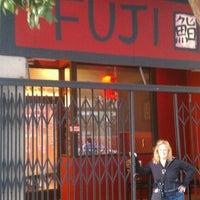 Photo taken at Fujisan Sushi by Chad B. on 6/29/2012