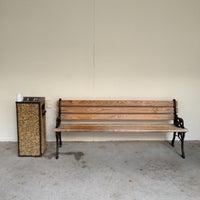 Photo taken at 5871 Glenridge Smokers Pit by Jared B. on 10/20/2011