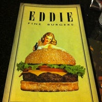 Photo taken at Eddie Fine Burgers by Fernando V. on 5/30/2011