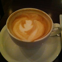 Photo taken at The Path Cafe by Meaghan on 8/17/2012