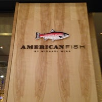 Photo taken at American Fish by William W. on 3/31/2012