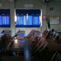 Photo taken at SMA Muhammadiyah 1 Yogyakarta by Faris B. on 8/6/2012