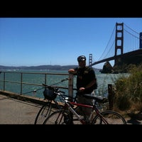 Photo taken at Fort Mason by Will K. on 7/21/2012