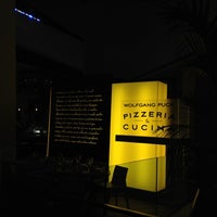 Photo taken at The Pods By Wolfgang Puck by Gus on 9/12/2012