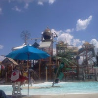 Photo taken at Zoombezi Bay Waterpark by Chayce H. on 6/6/2012