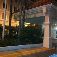 Photo taken at Hilton Garden Inn by Leo G. on 7/19/2012